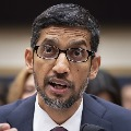 Sunder Pichai condemns attack on Capitol Hill