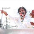 Pawan Kalyan aggressive speech at Gudiwada