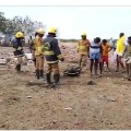 Fatal fire accident in Tamilnadu fireworks factory