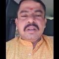 raja singh slams police
