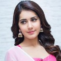 Rashi Khanna in a deglamourized role