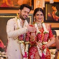Mehendi completes for actor Nithin and Shalini