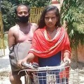 Invitaion for Jyothi who cycled his father for 1200 KM