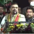 Suvendu Adhikari challenges Mamata Banarjee