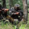 4 terrorists killed in an encounter