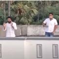 Ramcharan and Sarvanand visits Nellore