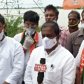 Somu Veerraju criticizes TDP and YCP over flood effected Polavaram villages