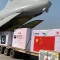 Chinas PLA provides COVID vaccines to Pakistan Army