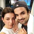 Kajals husband planning to setup production company