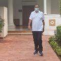 Venkaiah Naidu walking photos