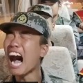 PLA recruits seen sobbing en route to Ladakh border