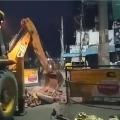 Ashok Gajapathi Raju slams the decision of destruct Three Lanterns Tower