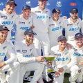 New Zeland is in ICC Test Campionship Finals