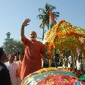 Modi visits Haripura ahead of Subhash Chandrabose birth anniversary