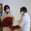 Somu Veerraju meets Pawan Kalyan