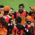 Sunrisers Hyderabad bowlers collective effort against Mumbai Indians