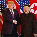 Trump reveals what Kim Jong Un said to him during an interaction