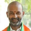 Bandi Sanjay demands to check KCR farm house