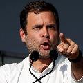 Rahul Gandhi blames Amit Shah on his words on fighting against Corona