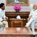 CM Jagan met PM Narendra Modi in Delhi and discussed state development issues