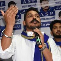 Bhim Army Chief Chandrashekhar Azad Says His Convoy Shot At In UP