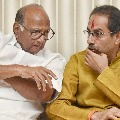 Maharashtra bjp chief Chandrakant patil says sharad pawar runs the state