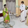 Chiranjeevi meets TS Governor Tamilisai