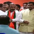 More memberships in Telangana BJP