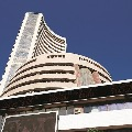 Sensex closes with 432 points hike