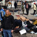 Twin Suicide Attack in Crowded Market In Baghdad Kills 32