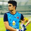 Arjun Tendulkar hits 5 Sixers in One Over