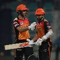 Sunrisers lost to Delhi Capitals in IPL second qualifier