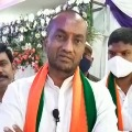 BJP MLA Raghunandan Rao regrets for his comments on YSR