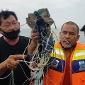 Flight Debris Found near Thousand Ilands
