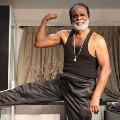 Hero Vishal father GK Reddy fitness video gone viral