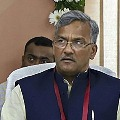 Trivendra Singh Rawat admitted to Doon hospital