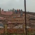 Building collapsed in Maharashtra Raigarh district