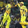 Bravo makes a special song on MS Dhoni