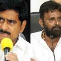 Devineni Uma gives police complaint on Kodali nani