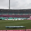Rain Stopped Match Siraj Got First Wicket