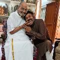 Chiranjeevi talks about his visit to K Viswanath house on Diwali