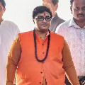 MP Pragya Thakur admitted to AIIMS to miss court appearance