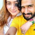 Badminton star Gutta Jwala engagement with Tamil hero Vishnu Vishal
