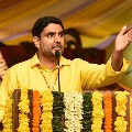 Nara Lokesh responds to ongoing situations in Amaravati movement