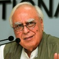 Kapil Sibal comments on his own party Congress