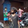 Police registered case over Psycho Raju in Vizag