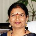 DK Aruna challenges Harish Rao