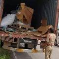 Robbers waylay lorry loot 5 crore worth mobile phones