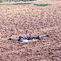 Pakistani spy drone was shot down by Border Security Force