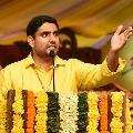 Nara Lokesh terms CM Jagan as cruel king Pulikesi